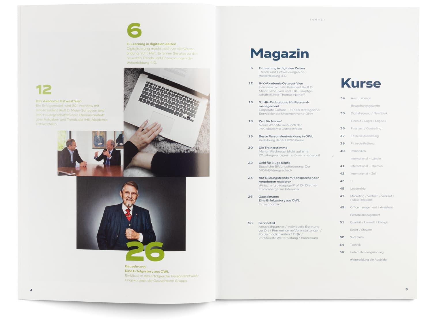 Das IHK-Magazin