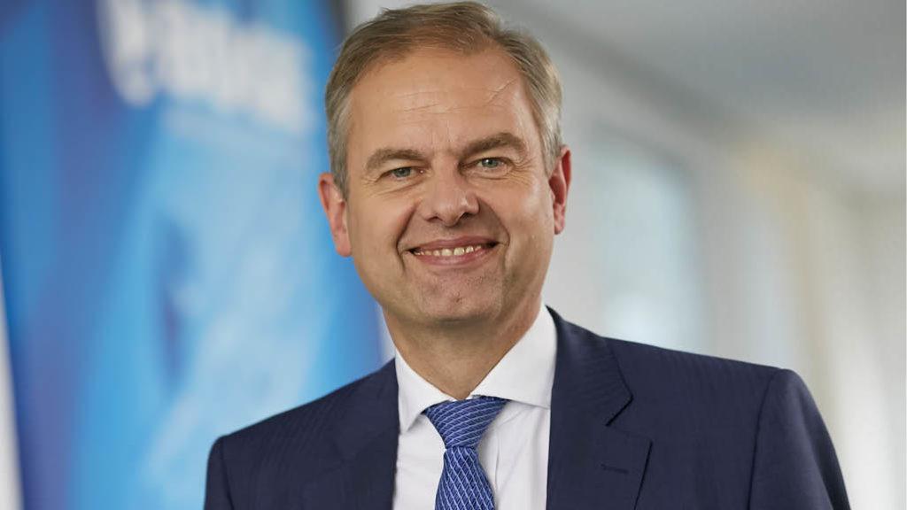 Wolf D. Meier-Scheuven, IHK-Präsident